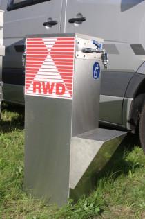 Frischwassersäulen, RWD Reise und Wirtschaftsdienst, Berlin